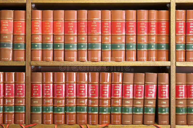 Legal books #2 royalty free stock image