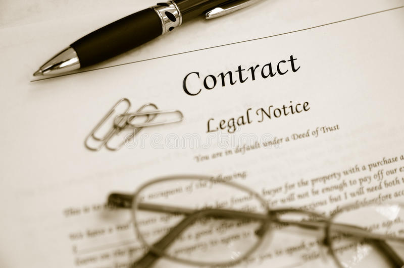Download Legal contract stock photo. Image of contract, agreement - 15928276
