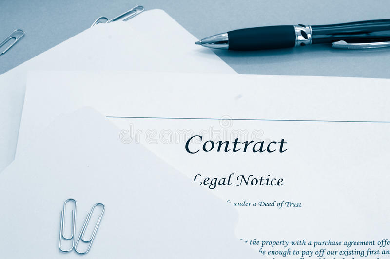 Download Legal contract stock photo. Image of paper, file, legal - 16250184