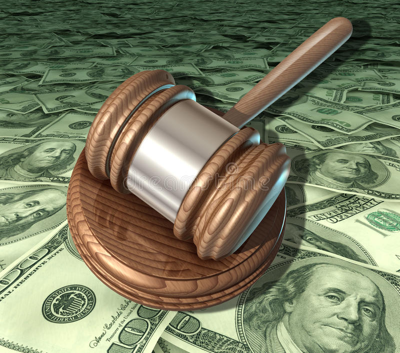 Download Legal Costs Lawyer Fees Expensive Court Royalty Free Stock Photography - Image: 18001827
