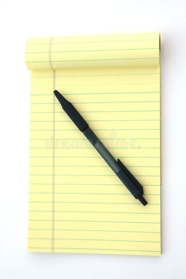 Download Legal Pad stock photo. Image of business, legal, productivity - 1722126