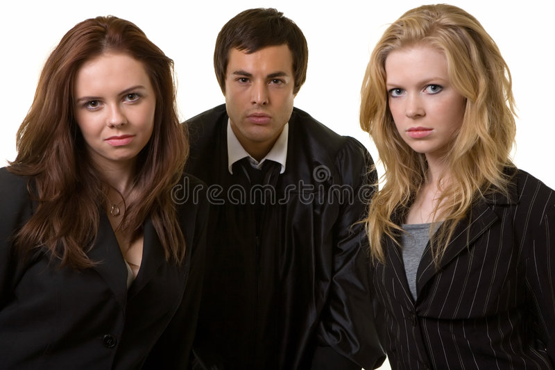Download Legal team stock image. Image of defense, attorney, barrister - 3952875