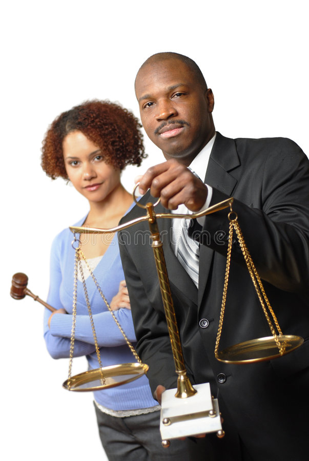 Legal team royalty free stock images