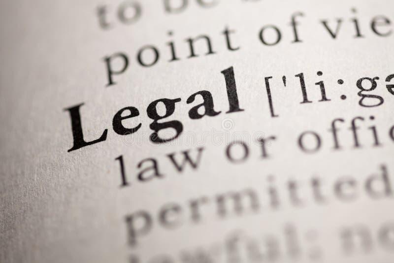 Legale immagini stock libere da diritti