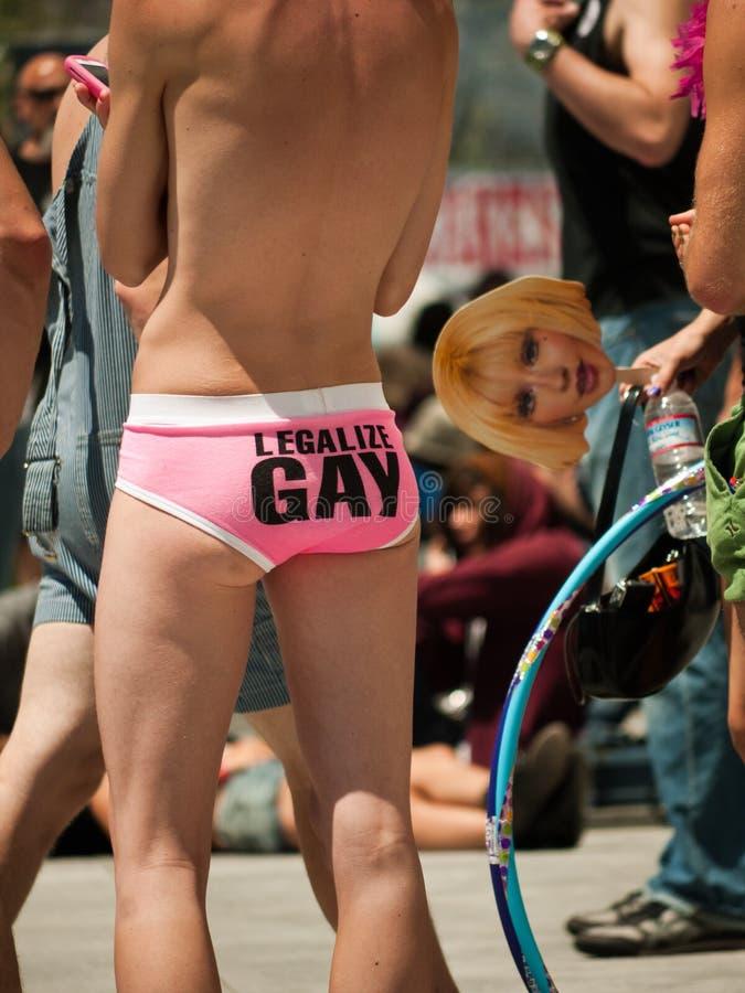 Legalizuje Homoseksualisty zdjęcia stock