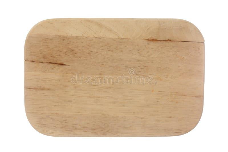 Lege berichtraad die van oud hout wordt gemaakt stock fotografie