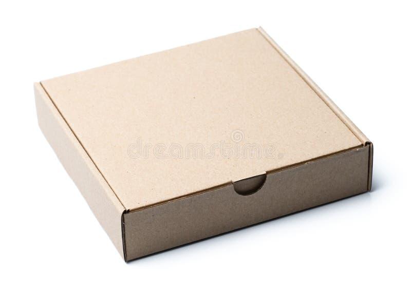 Lege doos stock foto