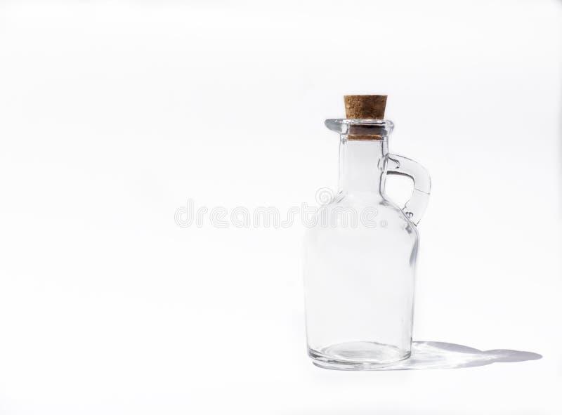 Download Lege fles stock afbeelding. Afbeelding bestaande uit olie - 54085471