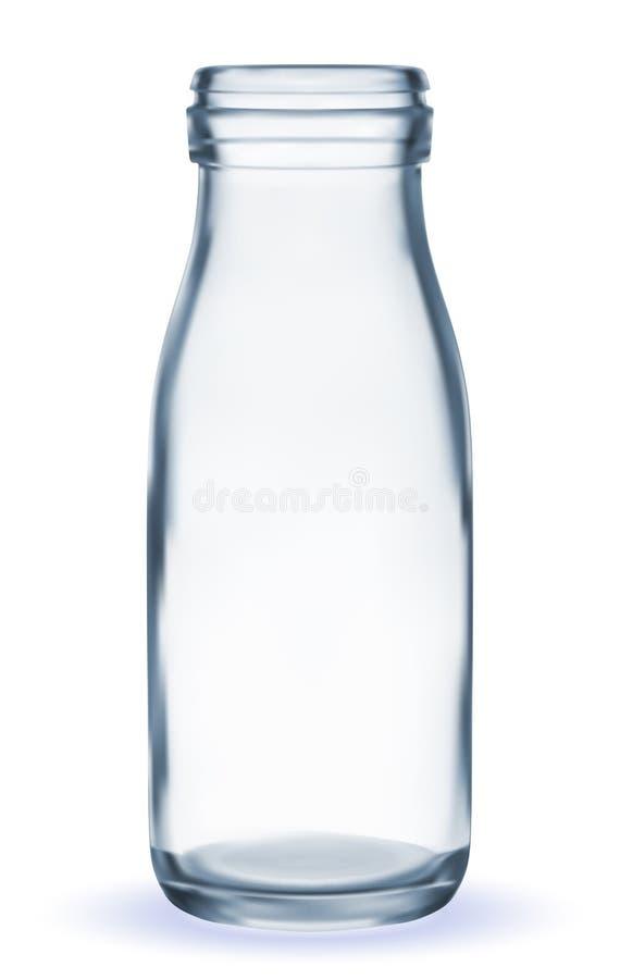 Lege fles stock illustratie