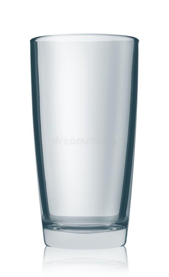 Lege glaskruik stock foto