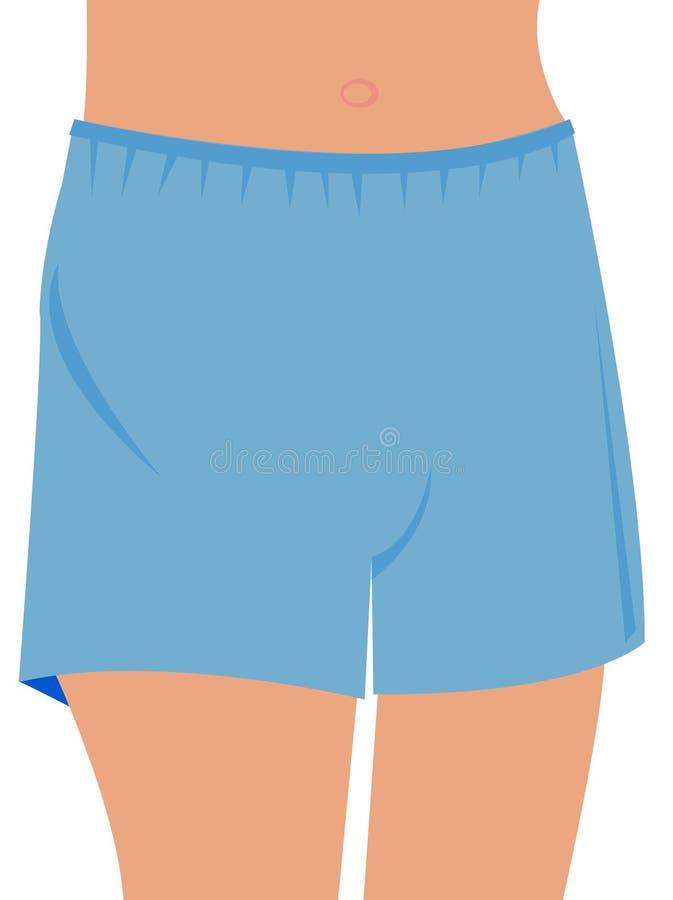 Lege kleding 02 vector illustratie