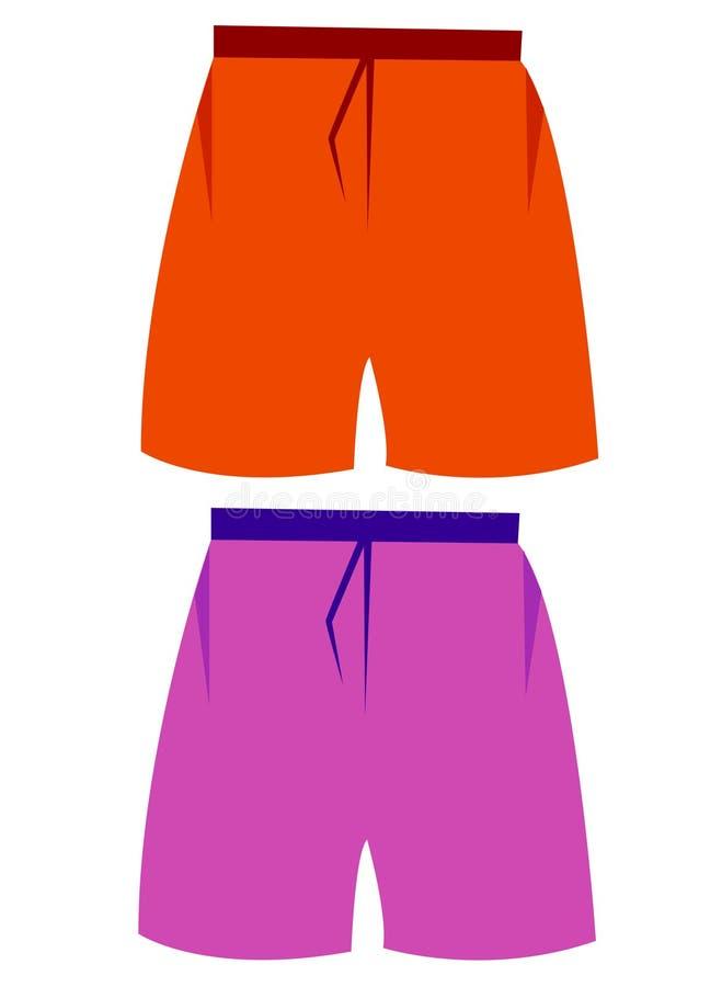 Lege kleding 04 vector illustratie