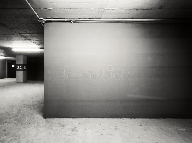 Lege muur stock fotografie