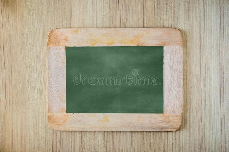 Lege schoolbordachtergrond/Spatie Vuile geweven stock foto's