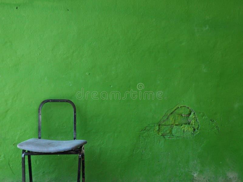 Lege stoel stock foto's
