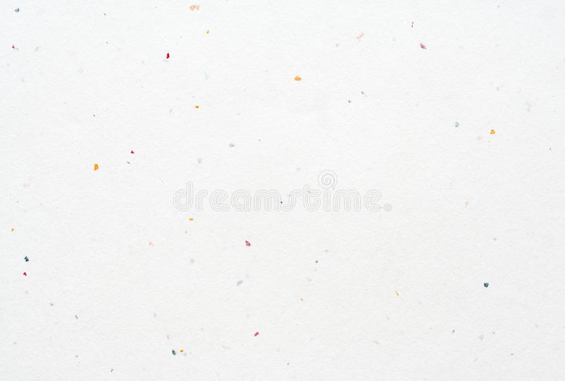 Lege witte met de hand gemaakte geweven document achtergrond royalty-vrije stock foto's