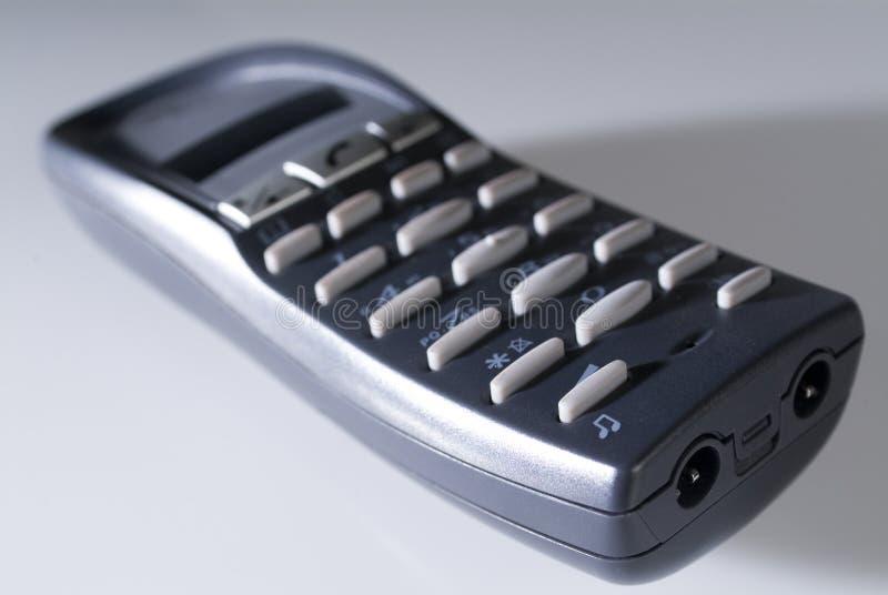Legen Sie Telefon nieder stockbilder