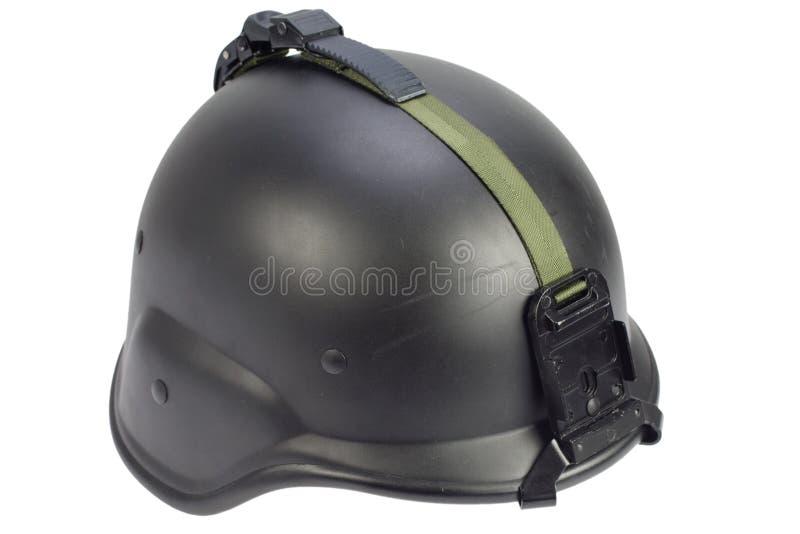 Leger kevlar helm stock afbeeldingen