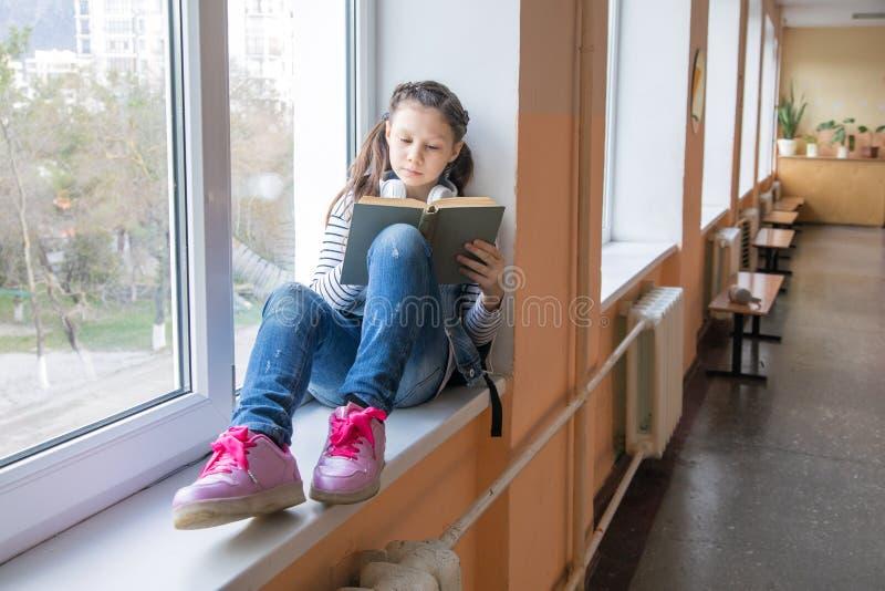 Leggiamo pi? fotografia stock libera da diritti