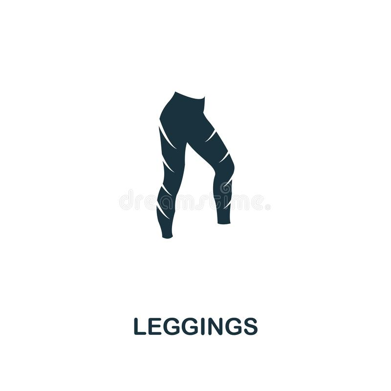 Free Leggings Icon. Premium Style Design From Fitness Icon Collection. Pixel Perfect Leggings Icon For Web Design, Apps Royalty Free Stock Photos - 137942738