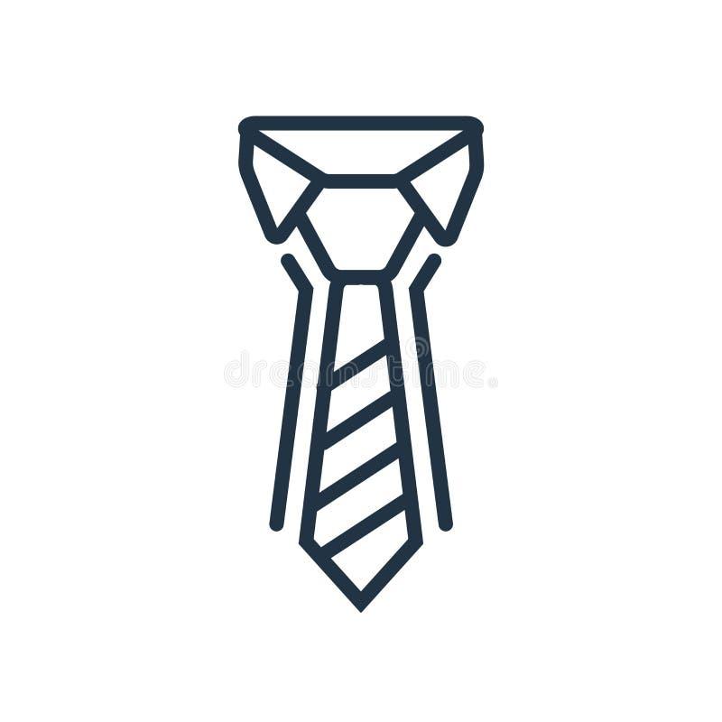 Leghi il vettore dell'icona isolato su fondo bianco, segno del legame illustrazione di stock