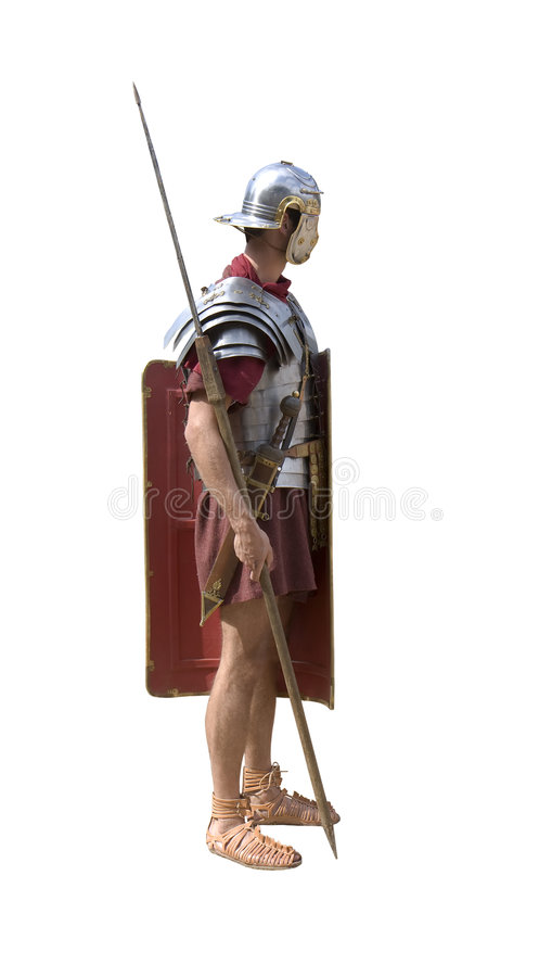 Legionary romano fotos de stock royalty free