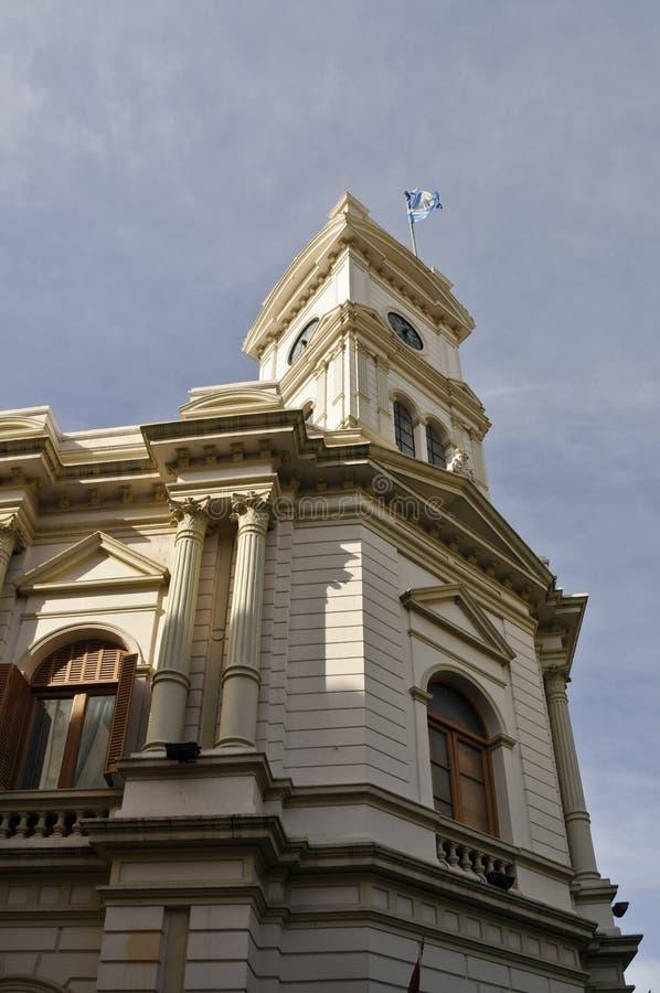 Legislatura provincial de Córdova imagem de stock