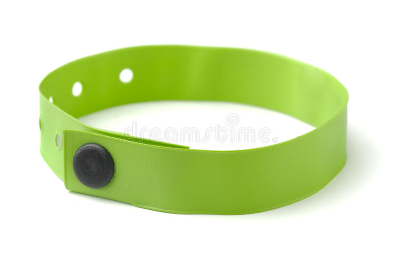 legitimationarmband arkivfoton