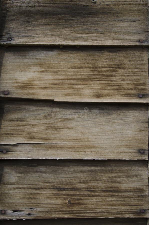 Legno d'annata rustico del granaio fotografia stock