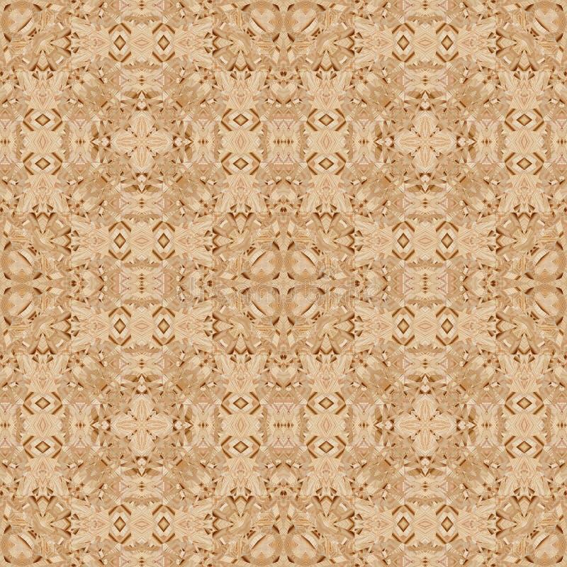 Legno del pavimento di struttura del modello del parquet pannello di superficie royalty illustrazione gratis