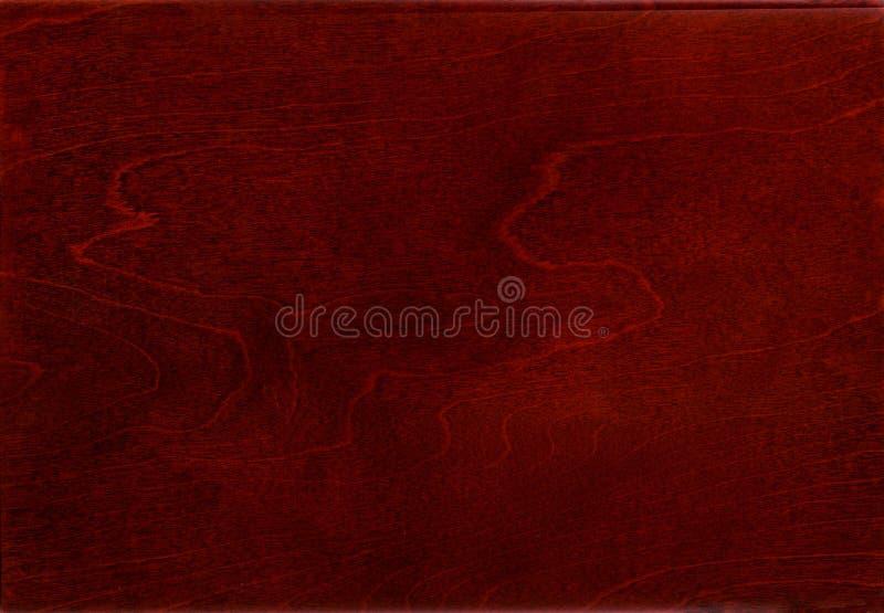 Legno, Redish liscio immagine stock