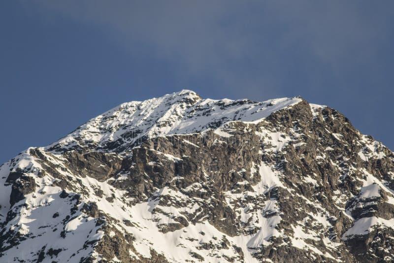 Legnone góra 2609mtsl obrazy stock