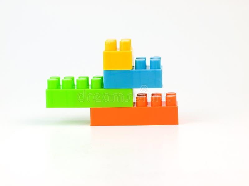 Lego fotografie stock