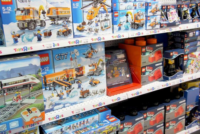 lego royalty-vrije stock foto