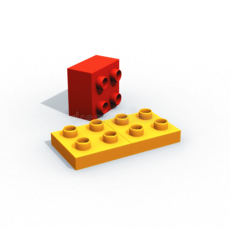 Lego stock foto's
