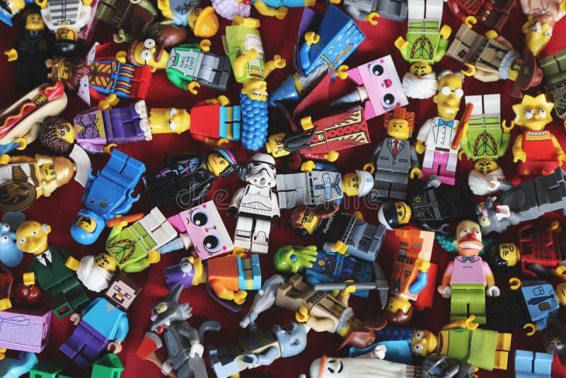 lego image stock