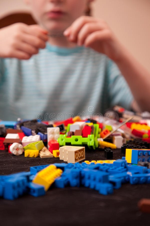 Lego stock photos