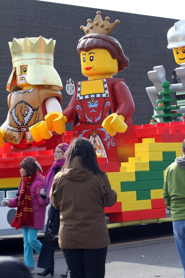 Download Lego Float - Santa Claus Parade Toronto 2010 Editorial Stock Image - Image: 17093529