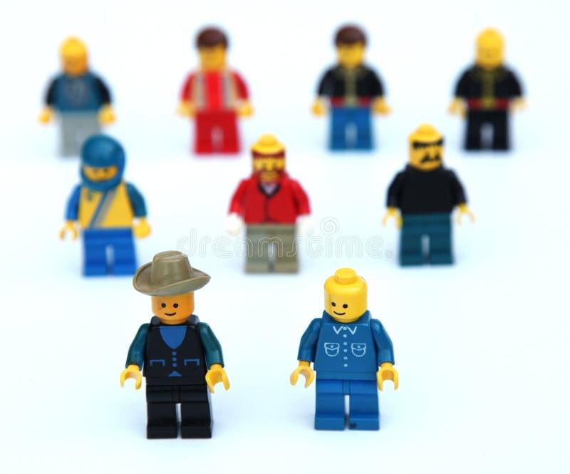 Lego fotografie stock libere da diritti