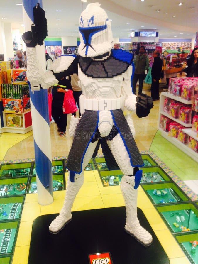Lego star wars stock photos