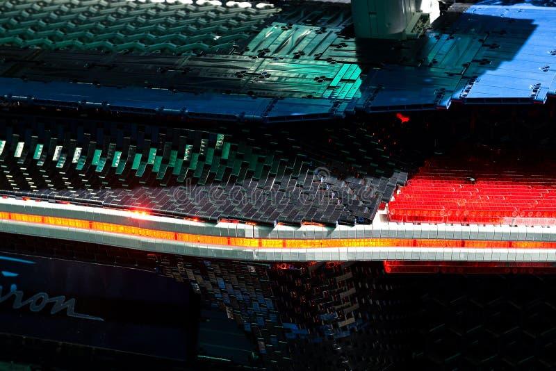 LEGO Technic Bugatti Chiron royaltyfri foto
