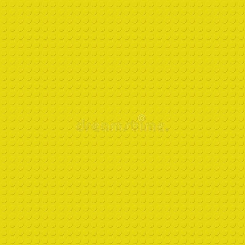 Download Lego Texture amarillo stock de ilustración. Ilustración de cubo - 41903410