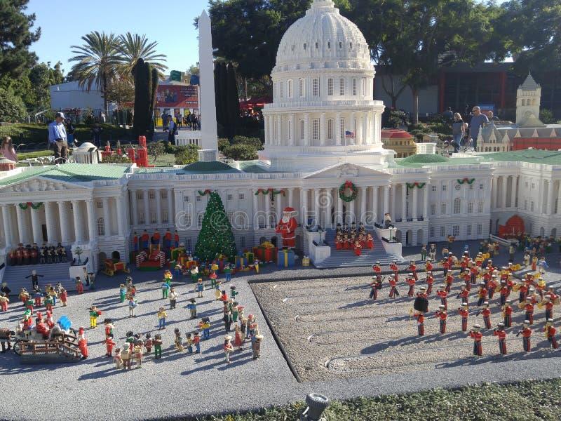 Legoland stockfotos