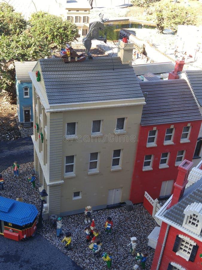 Legoland stockbild