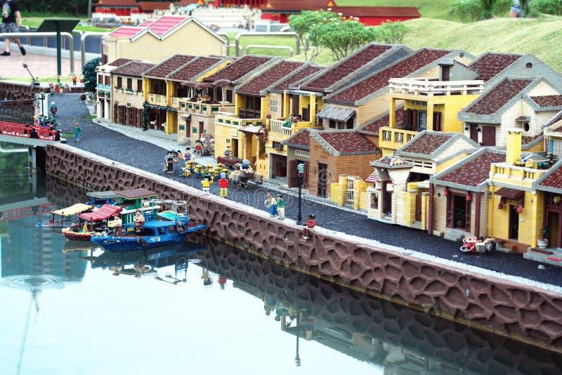 Legoland Johor Malaysia royalty free stock photography