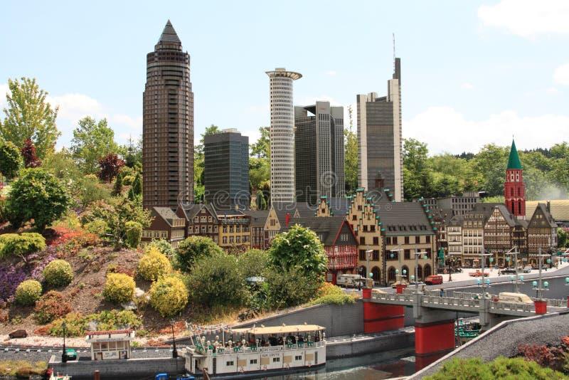 Legoland, Ulm, Germany, Year 2009 Editorial Photography ...