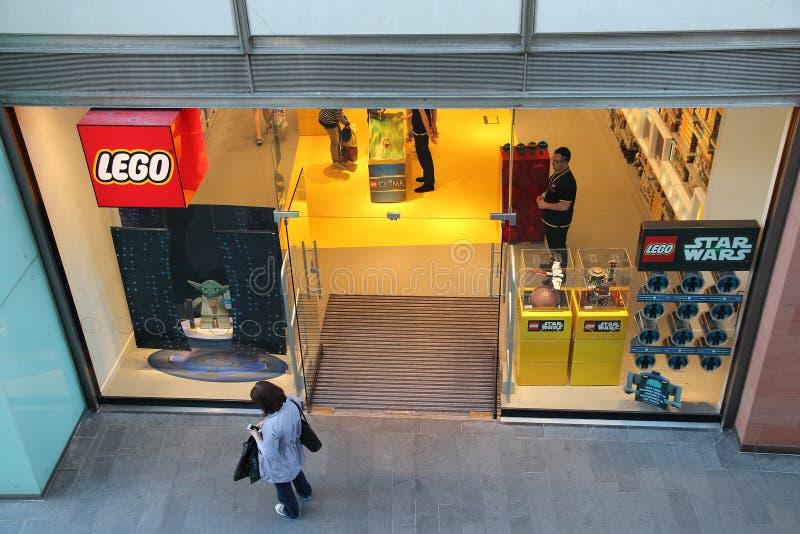 Download Legoopslag redactionele stock foto. Afbeelding bestaande uit bedrijf - 39112613