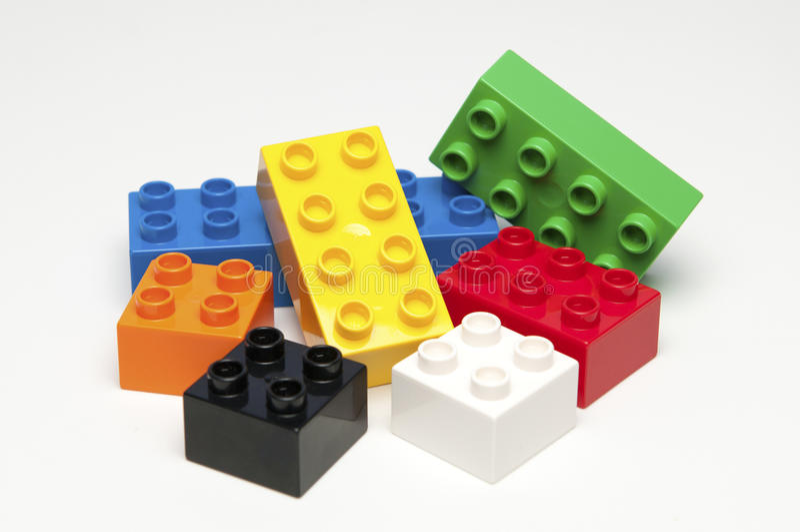 Legos obraz stock