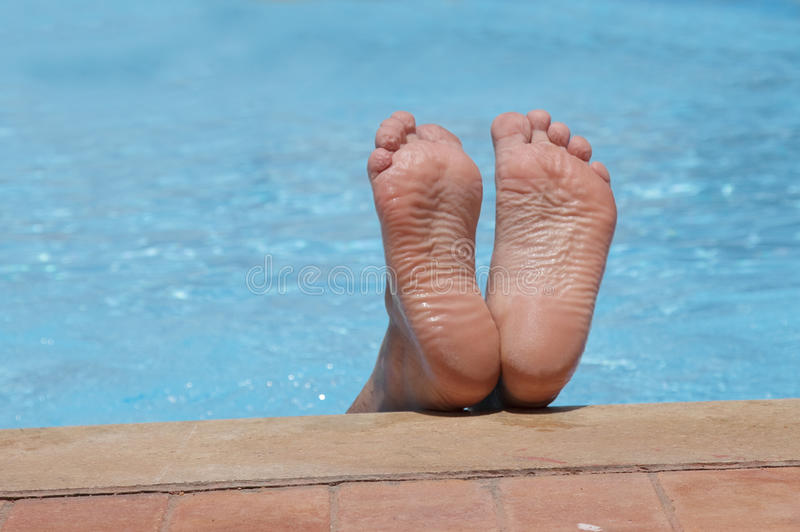 Download Legs stock photo. Image of object, water, blue, foot - 15008630