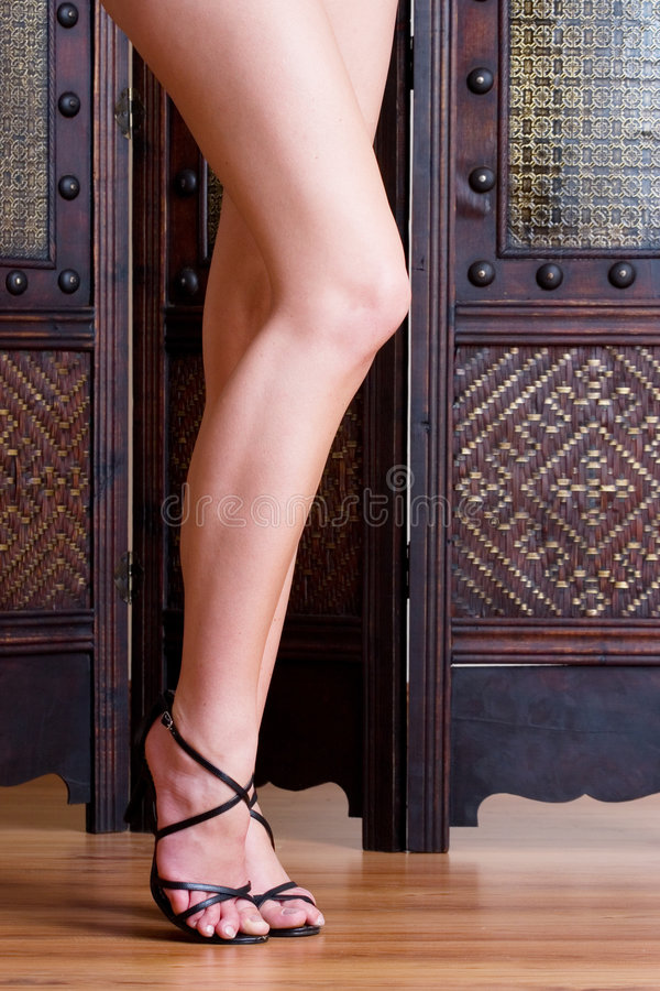 Legs #2 stock images